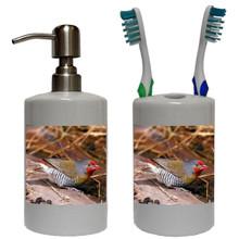 Finch Bathroom Set