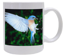 Bluebird Coffee Mug