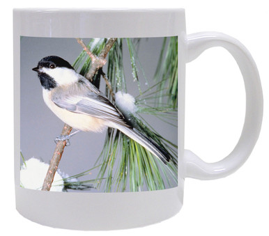 Chickadee Coffee Mug