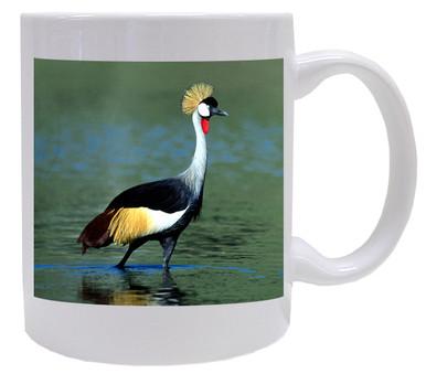 Crowned Crane Coffee Mug