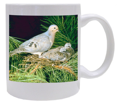 Dove Coffee Mug