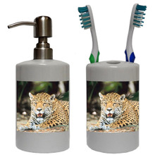 Jaguar Bathroom Set