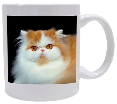 Persian Cat Coffee Mug