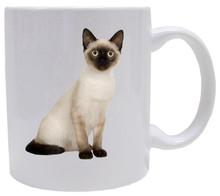 Siamese Cat Coffee Mug