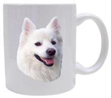 I Love My American Eskimo Dog Coffee Mug
