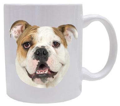 I Love My Bulldog Coffee Mug