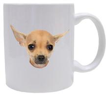 I Love My Chihuahua Coffee Mug