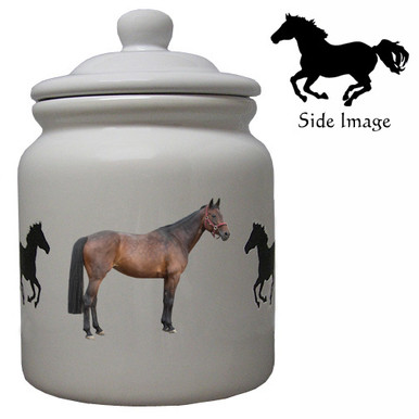 Oldenburg Ceramic Color Cookie Jar