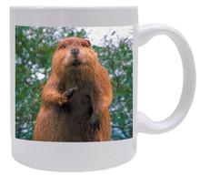 Beaver Coffee Mug