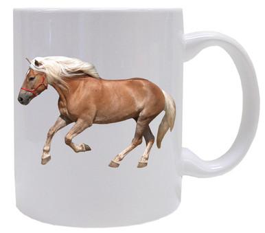 Haflinger Coffee Mug