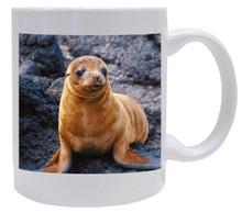 Sea Lion Coffee Mug