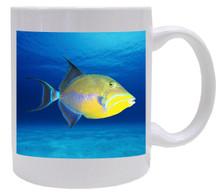Triggerfish Coffee Mug