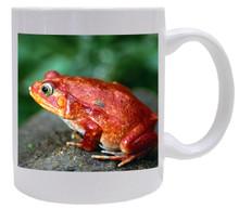 Tomato Frog Coffee Mug