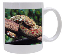 Viper Snake Coffee Mug