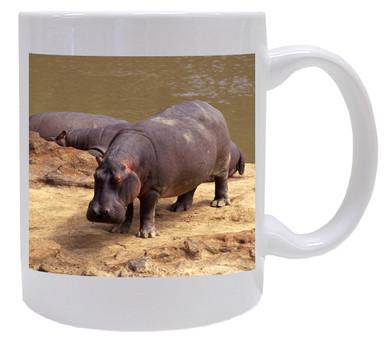 Hippo Coffee Mug