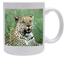 Leopard Coffee Mug