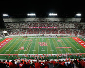 Houston Cougars at TDECU Stadium Poster