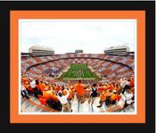 Tennessee Volunteers at Neyland Stadium Poster