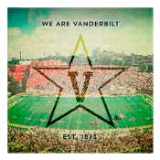 We are Vanderbilt University Wall Art
