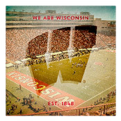 We are Wisconsin Wall Art