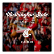 Washington State Faithful Wall Art Art