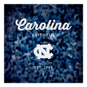 North Carolina Faithful Wall Art Art