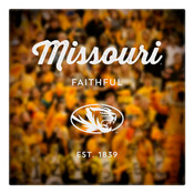 Missouri Faithful Wall Art Art