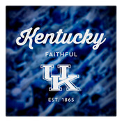 Kentucky Faithful Wall Art Art