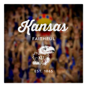 Kansas Faithful Wall Art Art