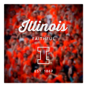 Illinois Faithful Wall Art Art