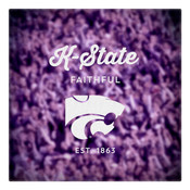 Kansas State Faithful Wall Art Art
