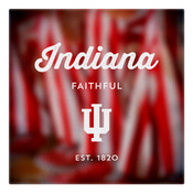 Indiana Faithful Wall Art Art
