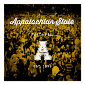 Appalachian State Faithful Wall Art Art