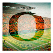 We are Oregon Wall Art