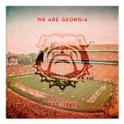 We are Georgia Wall Art