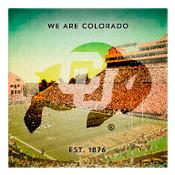 We are Colorado Wall Art