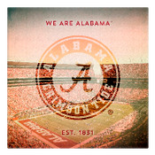 We are Alabama Wall Art