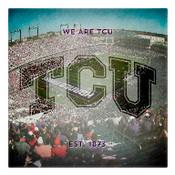 We are TCU Wall Art