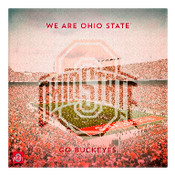 We are Ohio State University Wall Art