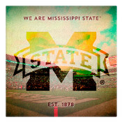 We are Mississippi State University Wall Art