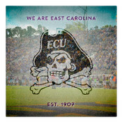 We are East Carolina University Wall Art