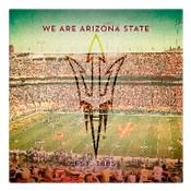 We are Arizona State University Wall Art