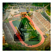 We are Appalachian State Wall Art