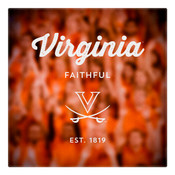 Virginia Faithful Wall Art Art