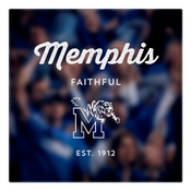 Memphis Faithful Wall Art Art