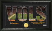 "Tennessee Volunteers ""Silhouette"" Photo Mint"
