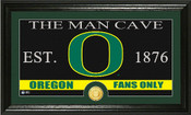 "Oregon Ducks ""Man Cave"" Photo Mint"