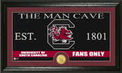 "South Carolina Gamecocks ""Man Cave"" Photo Mint"