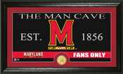 "Maryland Terrapins ""Man Cave"" Photo Mint"