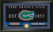 "Florida Gators ""Man Cave"" Photo Mint"